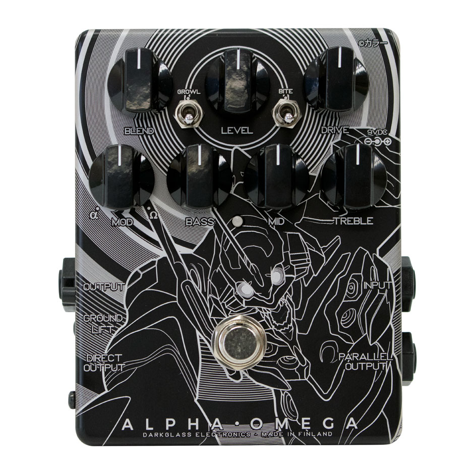 Alpha Omega Japan Limited(EVA 初号機 ver.)