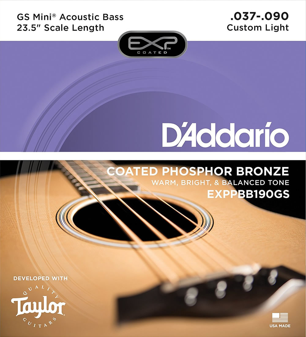 6-String Set D/'Addario NYXL32130 Nickel Wound Bass Guitar Strings Light