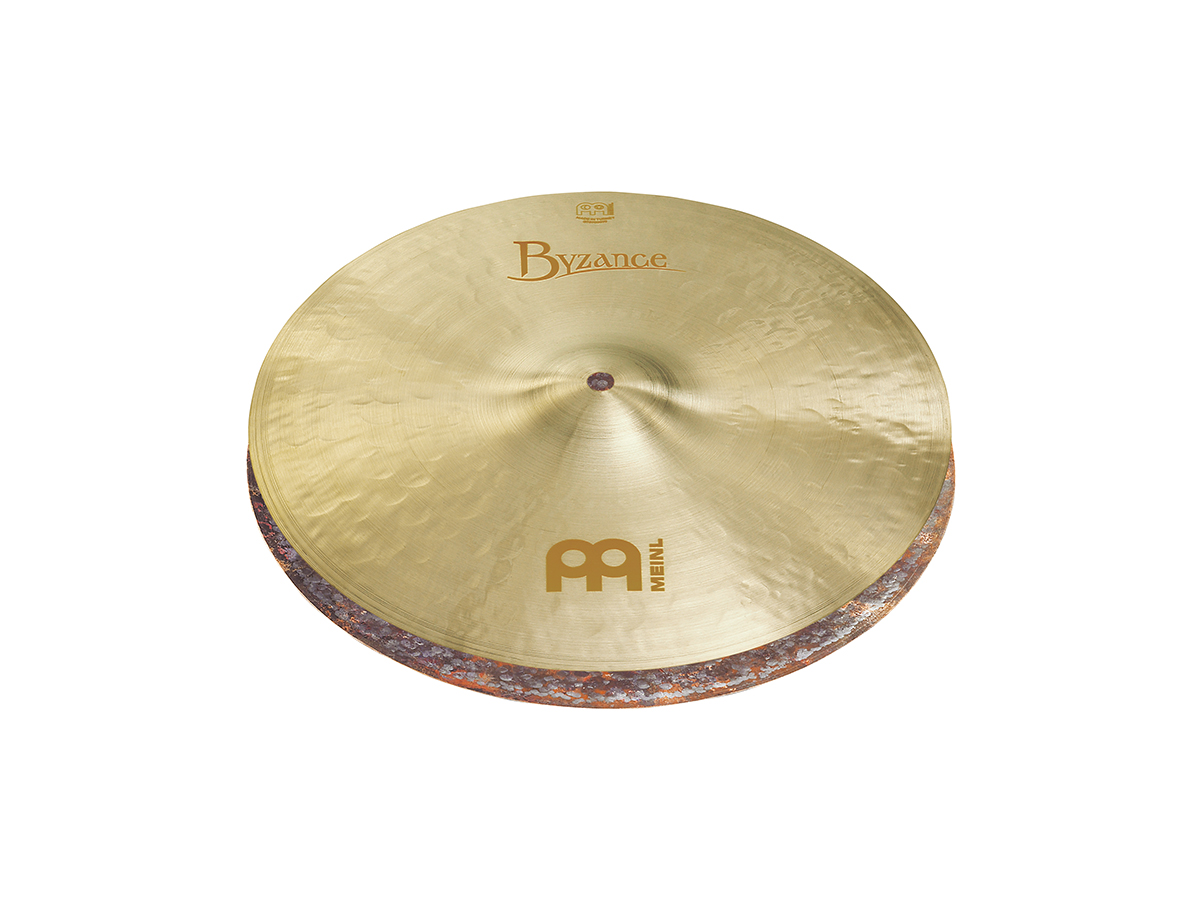 "15"" Byzance Jazz Thin Hihat"