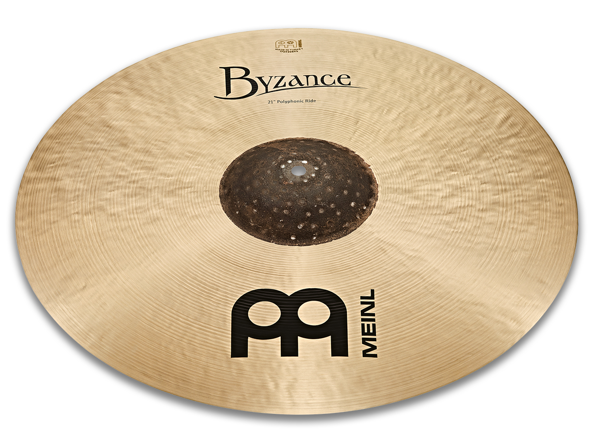 "21"" Byzance Traditional Polyphonic Ride"