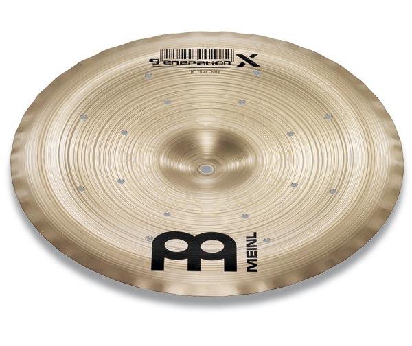 "Meinl 10/"" Generation X Drumbal Effect Cymbal GX-10DB"