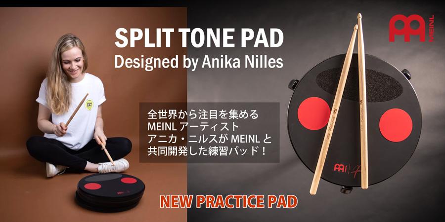 Split Tone Pad