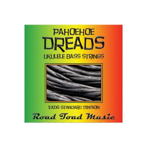 U・BASS Strings Road Toad Pahoehoe Rastafarian color