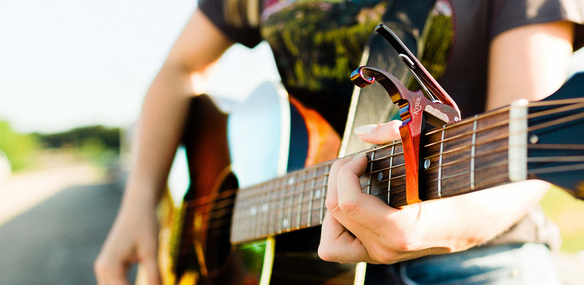 Quick-Change® for Acoustic Guitars