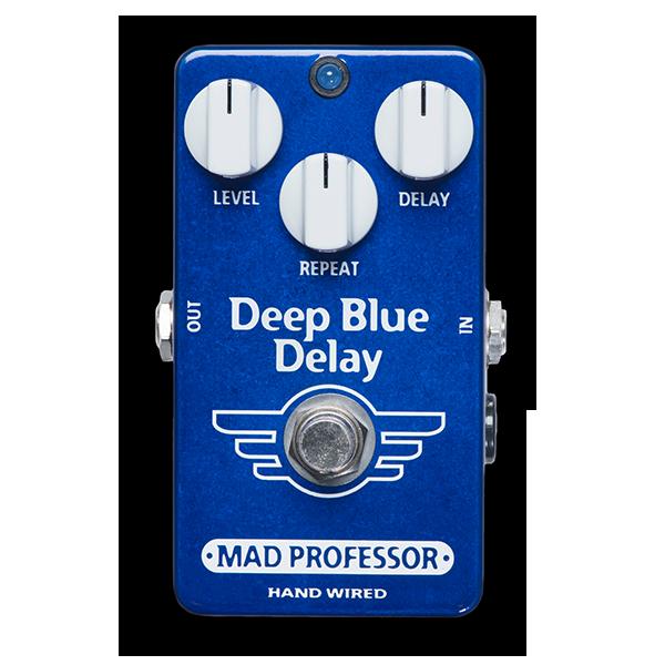 DEEP BLUE DELAY HW