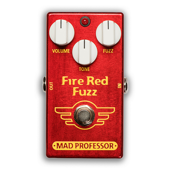 FIRE RED FUZZ FAC