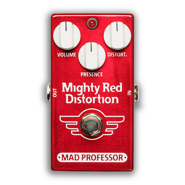 MIGHTY RED DISTORTION FAC