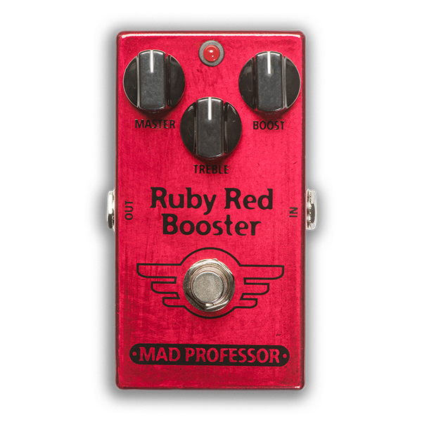RUBY RED BOOSTER FAC