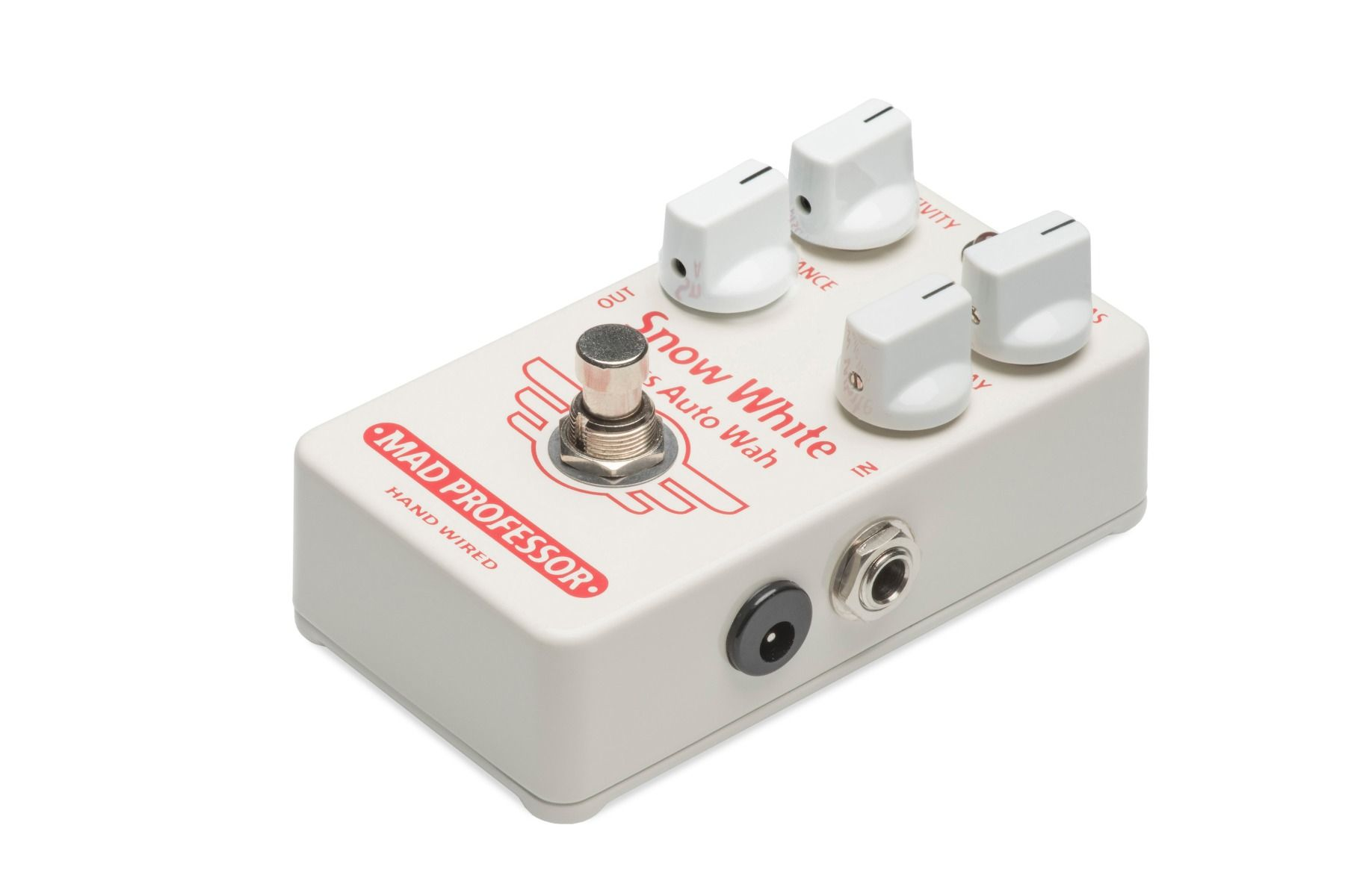 SNOW WHITE BASS AUTOWAH HW (DISCONTINUED)