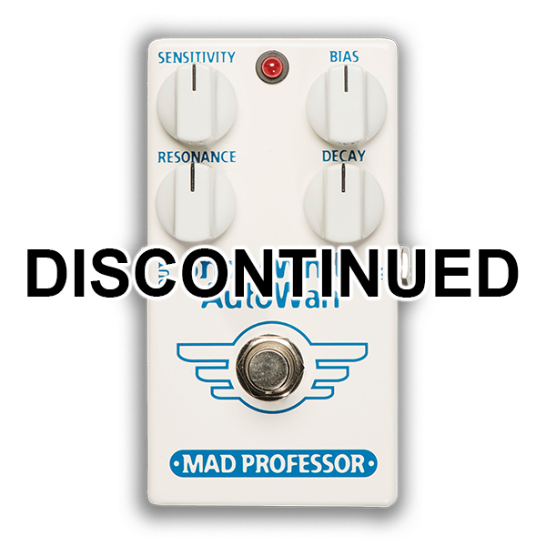 snow white autowah fac discontinued mad professor amplification