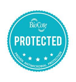 衛生的な BioCote®(バイオコート)抗菌